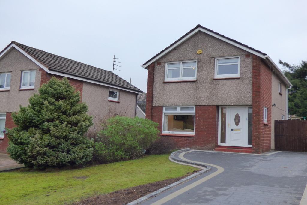 3 Bedrooms Detached House for sale in 3 Davidson Quadrant, Duntocher, G81 6JL