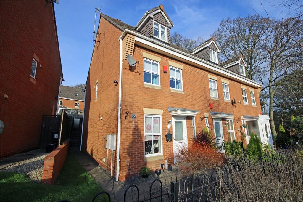 3 Bedrooms End Of Terrace House for sale in 6 Carpenter Glade, HALESOWEN, West Midlands
