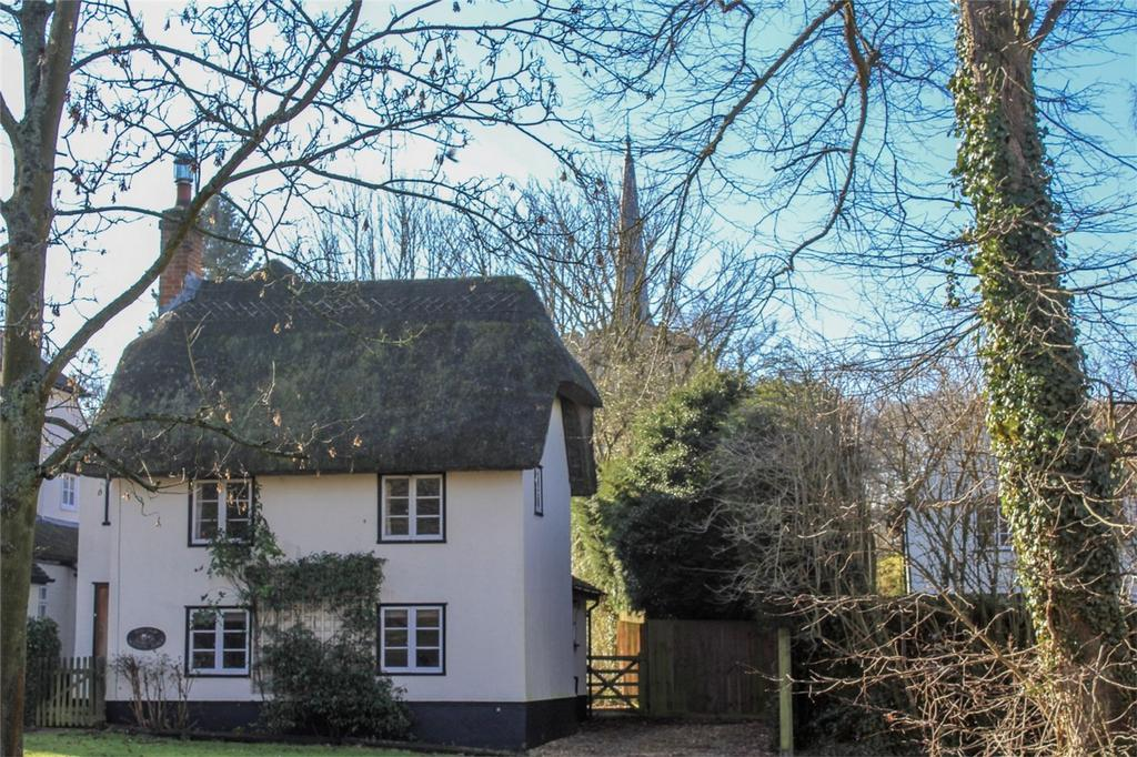 4 Bedrooms Cottage House for sale in Old Bowling Forge, Cottered, Buntingford, Hertfordshire