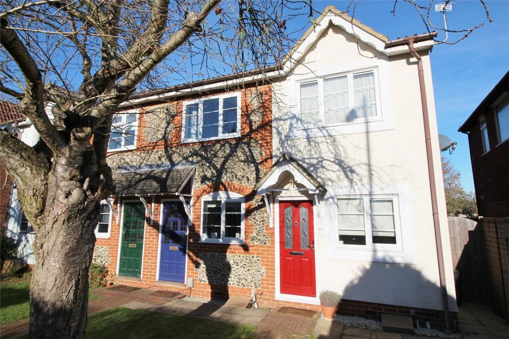 2 Bedrooms End Of Terrace House for sale in Birchwood Avenue, Hatfield, Hertfordshire