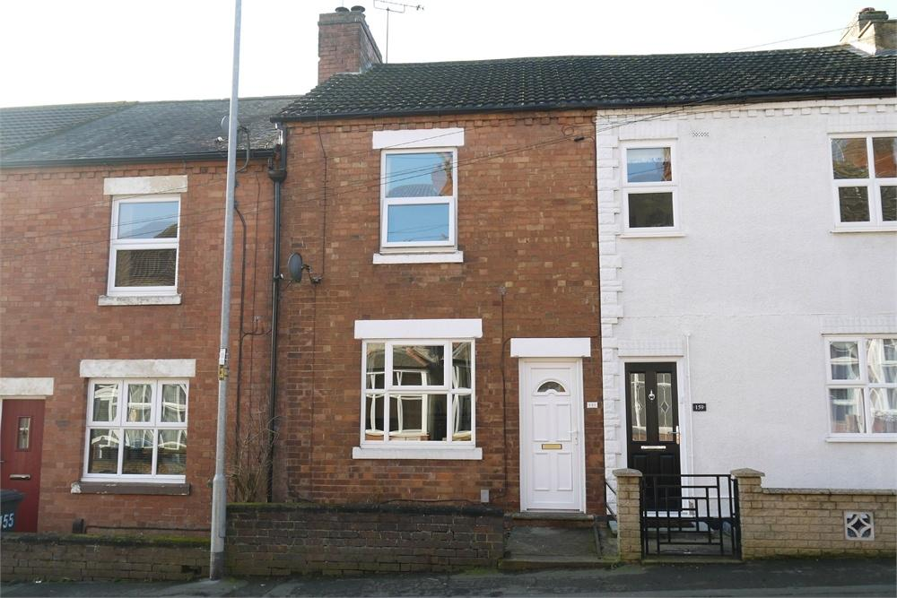 3 Bedrooms Terraced House for sale in Logan Street, Market Harborough, Leicestershire