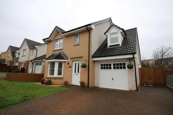 4 Bedrooms Detached House for sale in 9 Lairds Dyke, Inverkip, PA16 0FN