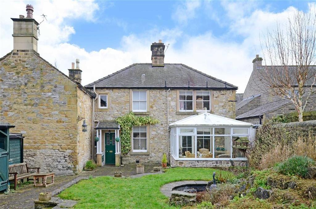 3 Bedrooms Link Detached House for sale in Beech House, Castle Street, Bakewell, Derbyshire, DE45