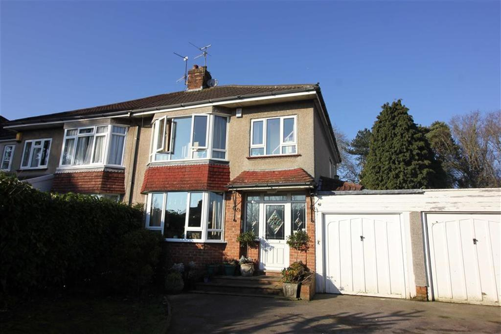 3 Bedrooms Semi Detached House for sale in Canford Lane, Westbury On Trym, Bristol