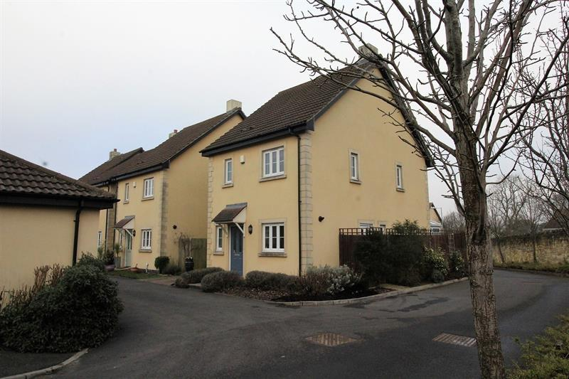 4 Bedrooms Detached House for sale in Bloomfield Rise, Paulton, Bristol
