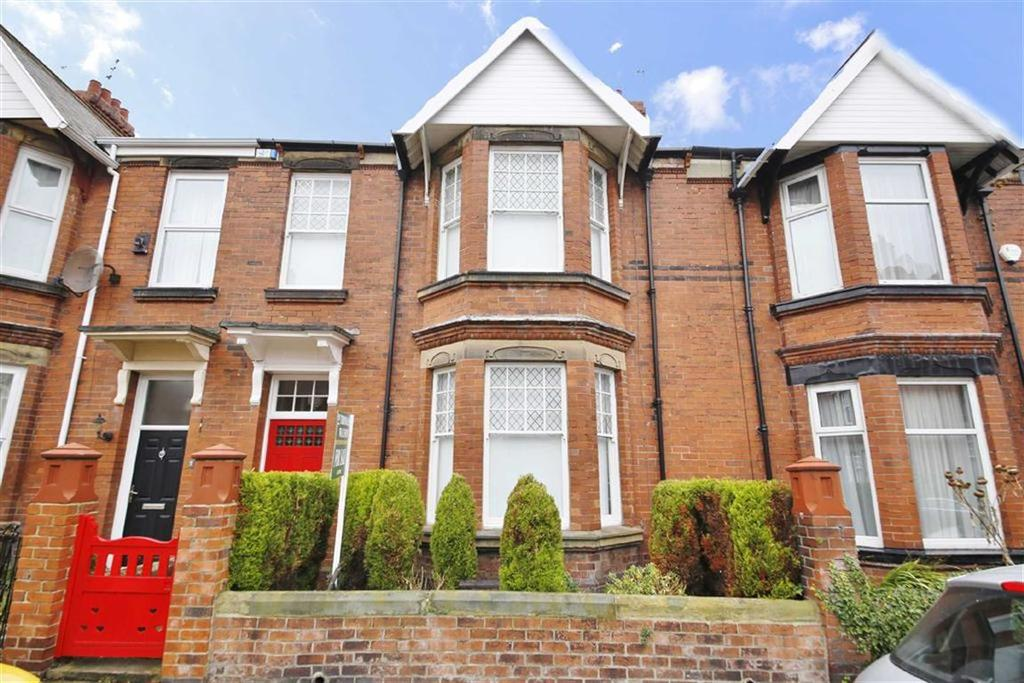 4 Bedrooms Terraced House for sale in Ashwood Street, Thornhill, Sunderland, SR2