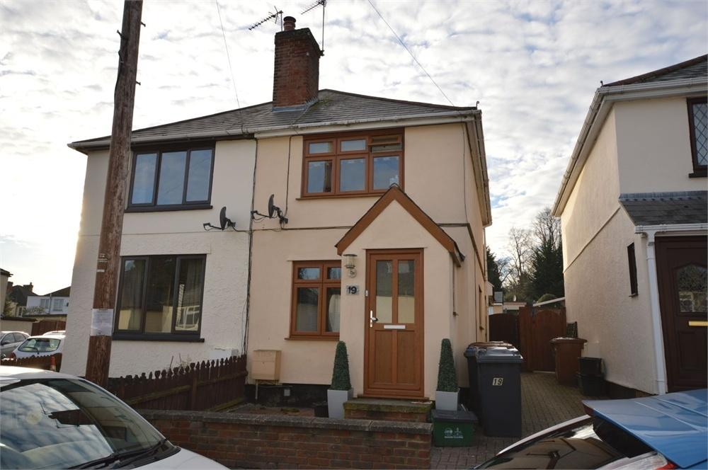 3 Bedrooms Semi Detached House for sale in 19 Zambesi Road, BISHOP'S STORTFORD, Hertfordshire
