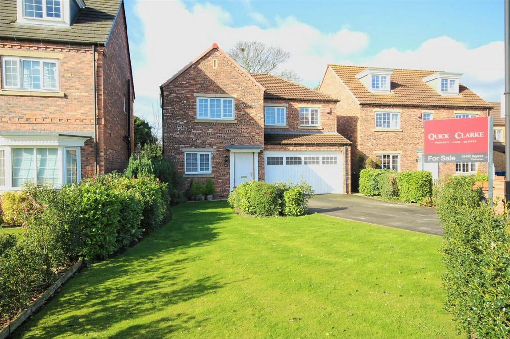 5 Bedrooms Detached House for sale in Scholars Drive, Hull, East Riding of Yorkshire