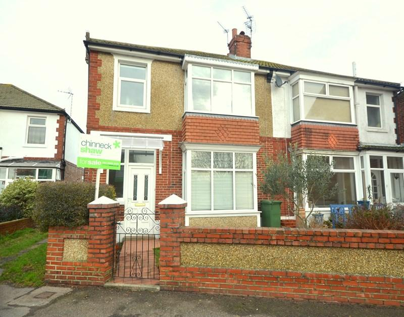 3 Bedrooms Semi Detached House for sale in Tangier Road, Baffins, Portsmouth