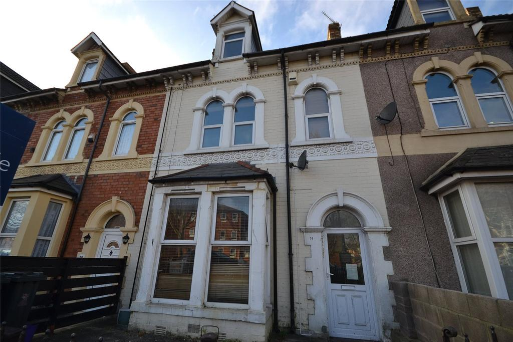 2 Bedrooms Apartment Flat for sale in Clive Street, Grangetown, Cardiff, CF11