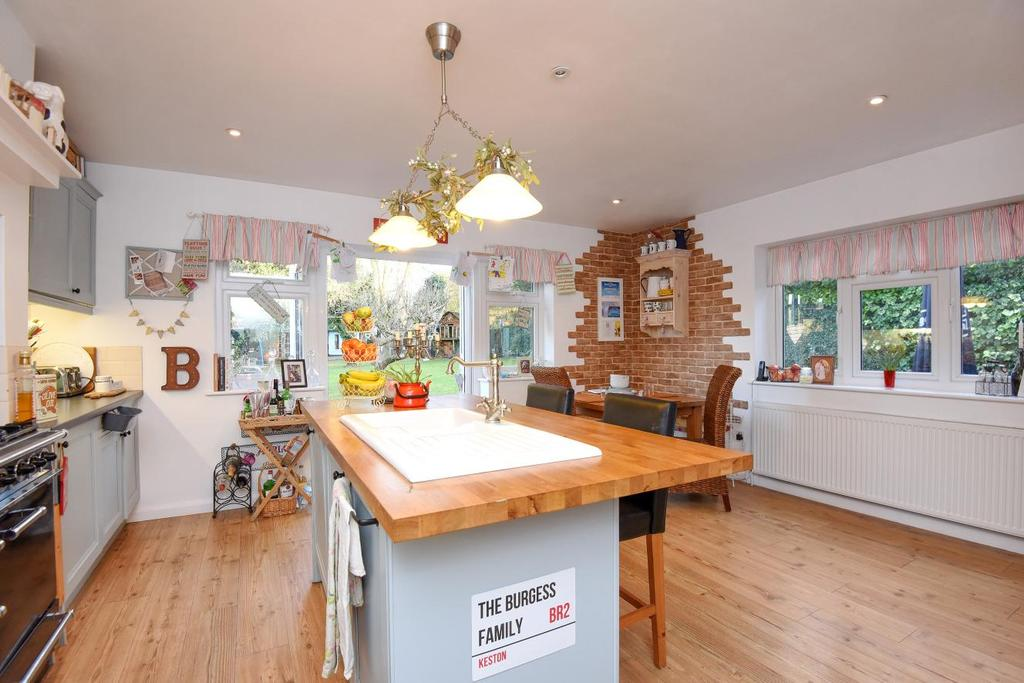 3 Bedrooms Detached House for sale in Blackness Lane, Keston, BR2