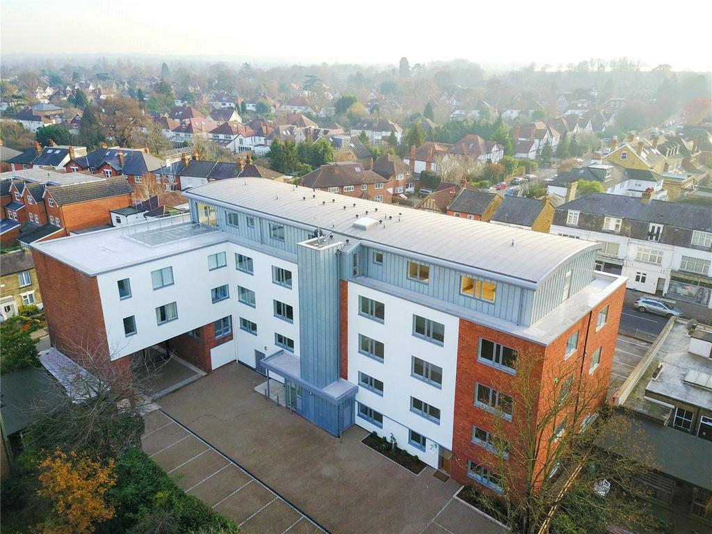 2 Bedrooms Flat for sale in Kinsheron Place, 2 Pemberton Road, East Molesey, Surrey, KT8