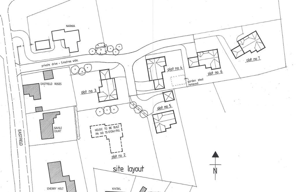 Land Commercial for sale in BUILDING PLOT- PLOT 5, North Wheatley, Nottinghamshire