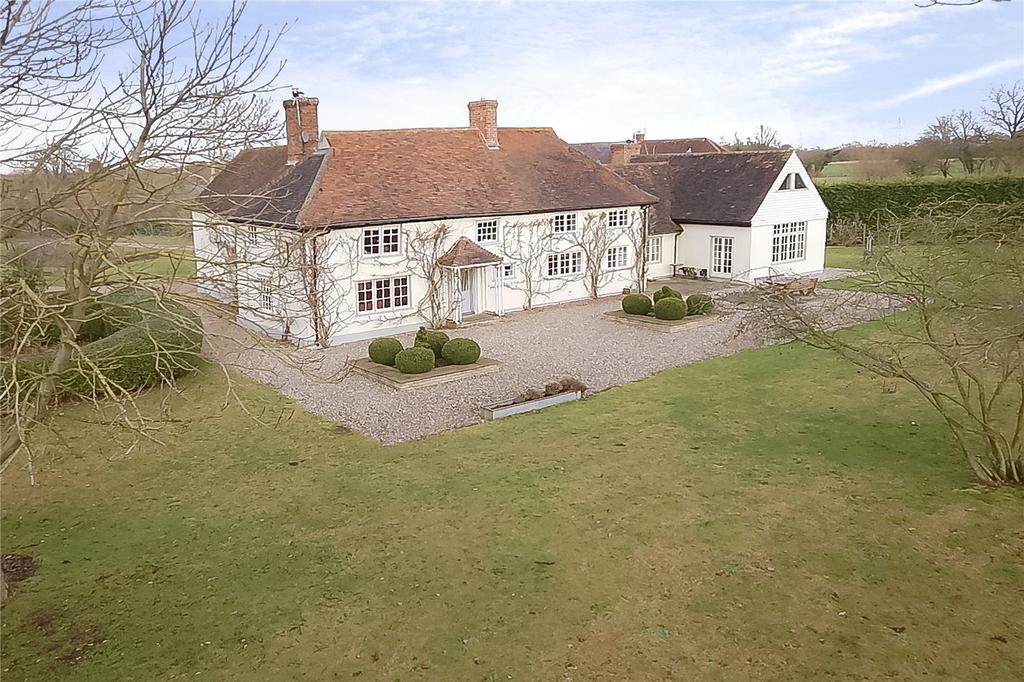 5 Bedrooms Unique Property for sale in Tindon End, Wimbish, Saffron Walden, Essex, CB10