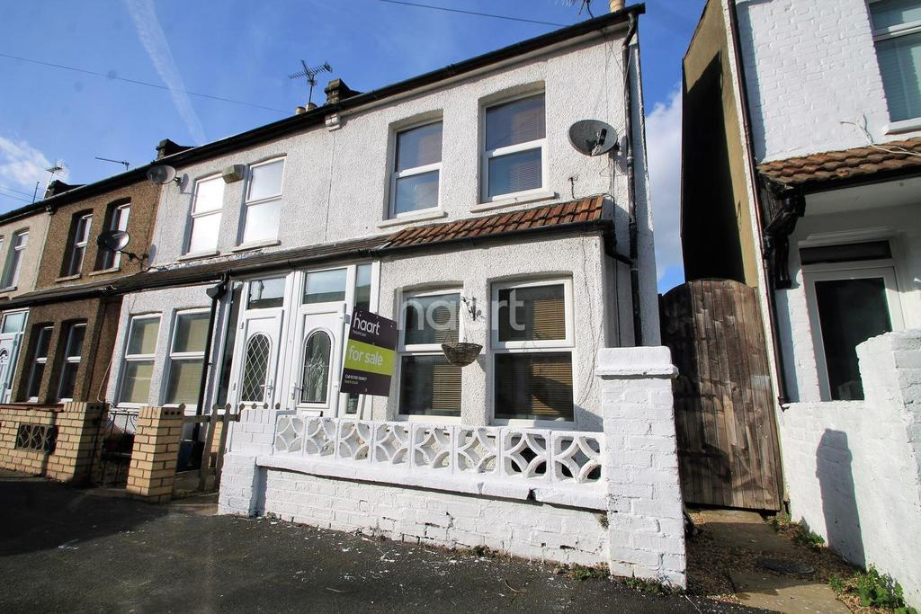 2 Bedrooms Semi Detached House for sale in Friars Street, Shoeburyness