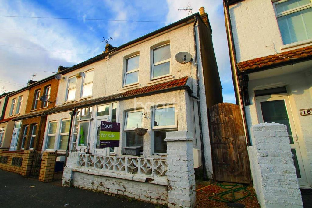 2 Bedrooms End Of Terrace House for sale in Friars Street, Shoeburyness