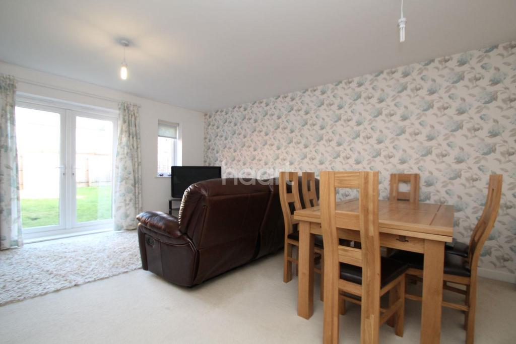 3 Bedrooms Detached House for sale in Abrahams Way