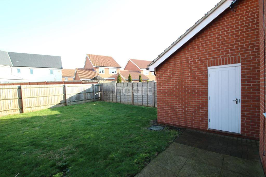 3 Bedrooms Detached House for sale in Abrahams Way, Basildon
