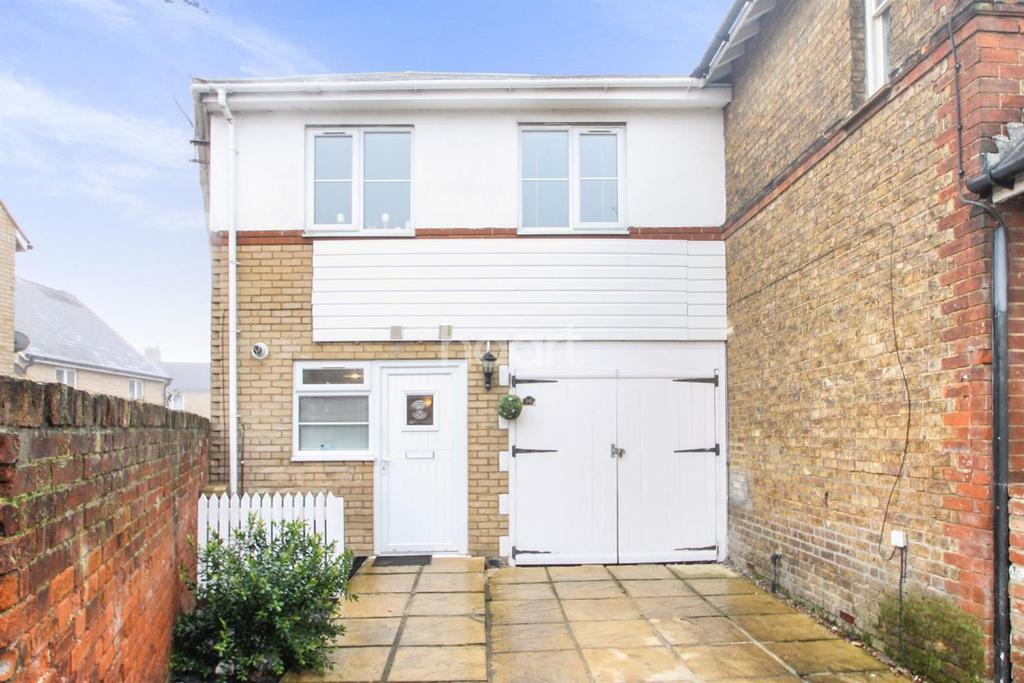 3 Bedrooms End Of Terrace House for sale in Manor Street, Braintree