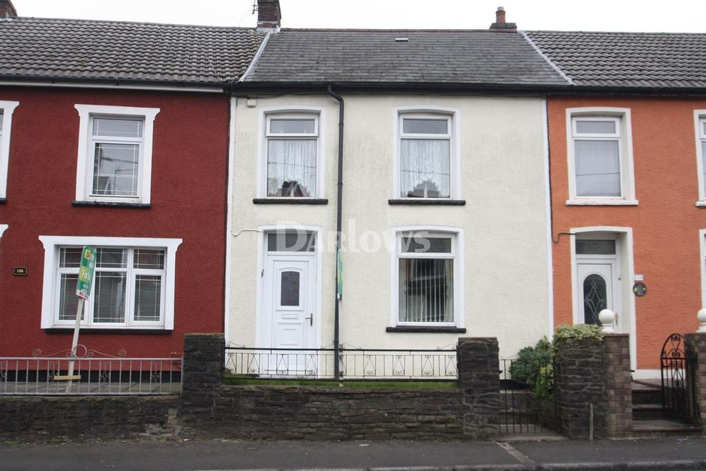 2 Bedrooms Terraced House for sale in Trebanog Road, Porth