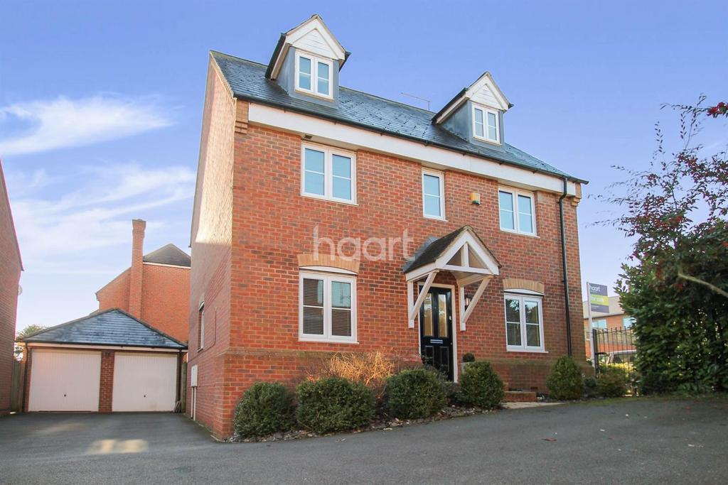 6 Bedrooms Detached House for sale in Thompson Close, St Crispins, Northampton