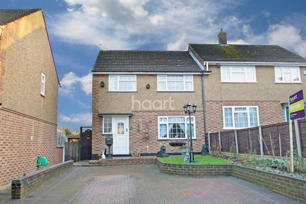 3 Bedrooms Semi Detached House for sale in Stanwyck Gardens, Heaton Grange