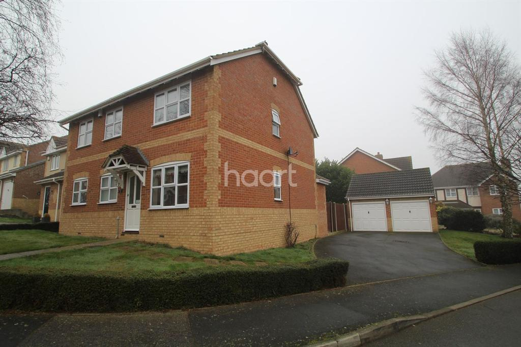 4 Bedrooms Detached House for sale in Chequers Court, Strood