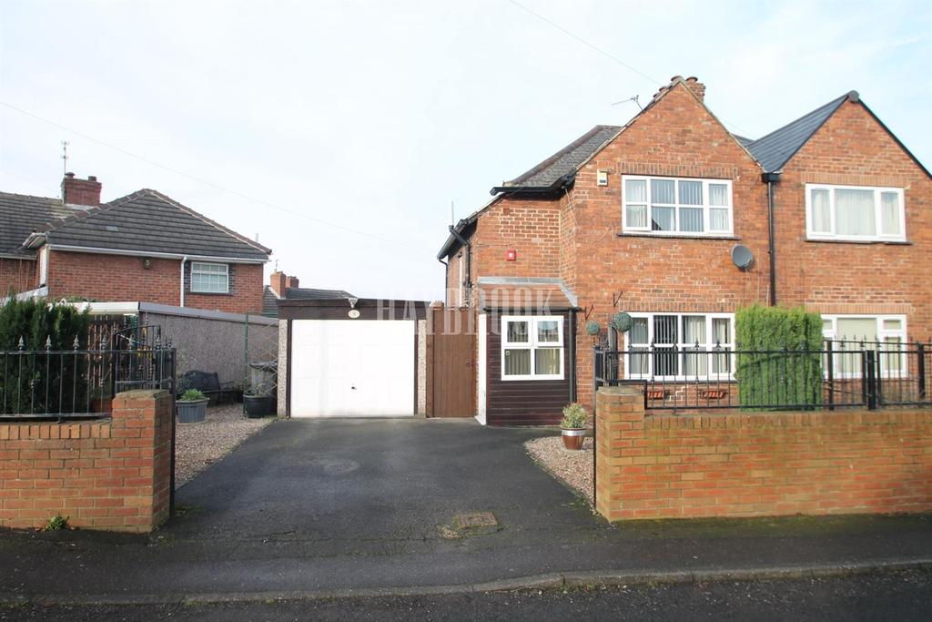 3 Bedrooms Semi Detached House for sale in Alpha Road, East Dene