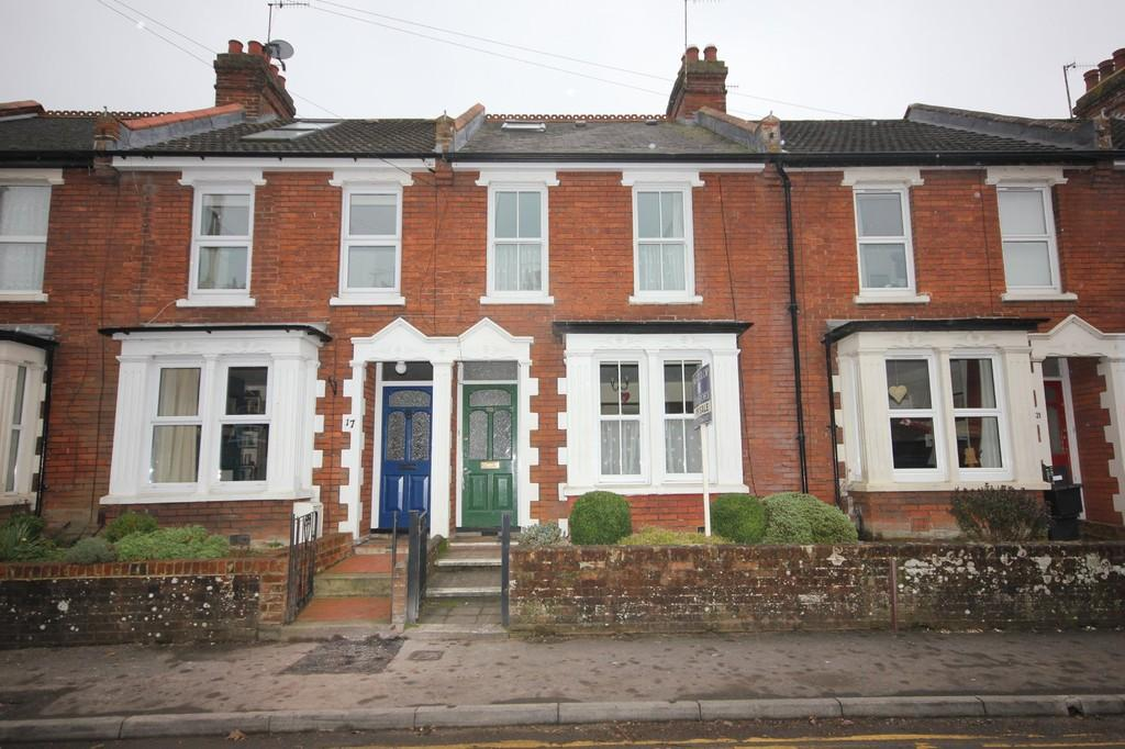 4 Bedrooms Terraced House for sale in HARNHAM ROAD, SALISBURY, WILTSHIRE