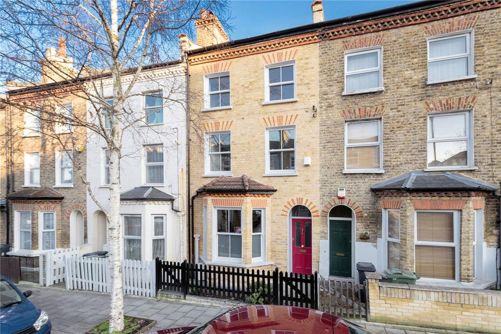 4 Bedrooms Terraced House for sale in Rommany Road, West Norwood, London, SE27