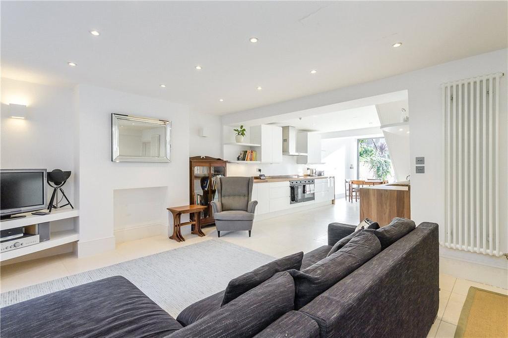 2 Bedrooms Maisonette Flat for sale in Elizabeth Avenue, London, N1