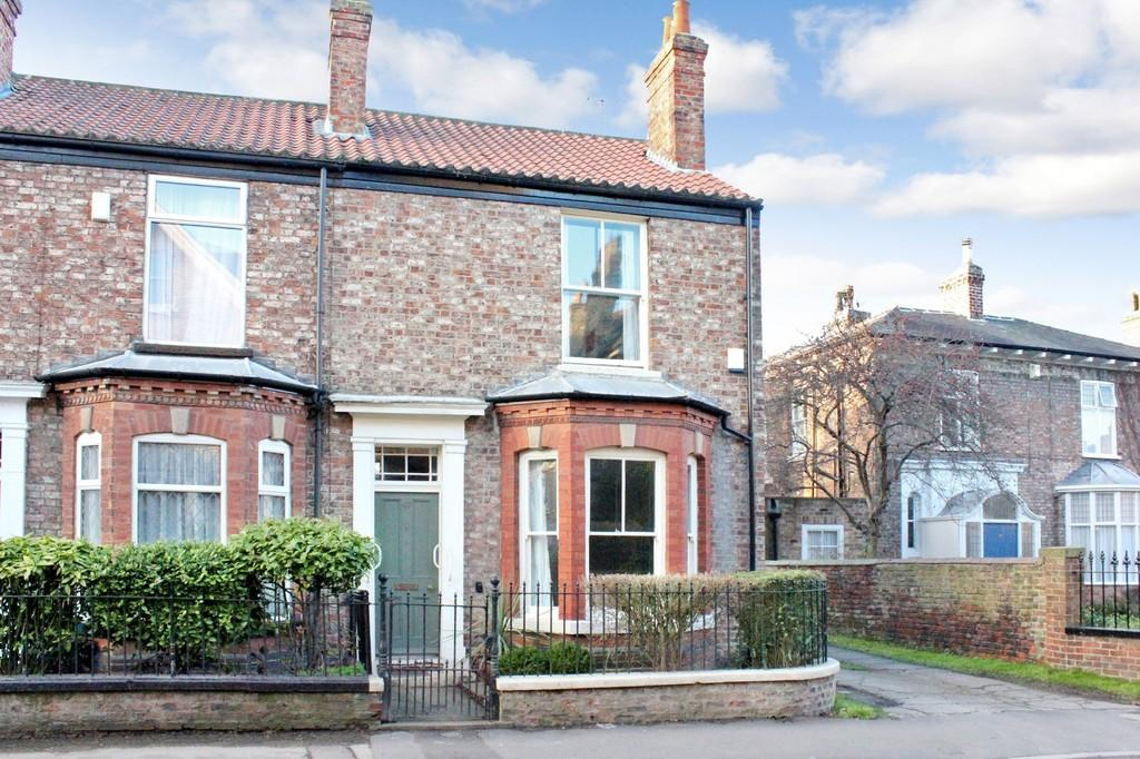 2 Bedrooms End Of Terrace House for sale in Burton Stone Lane, York