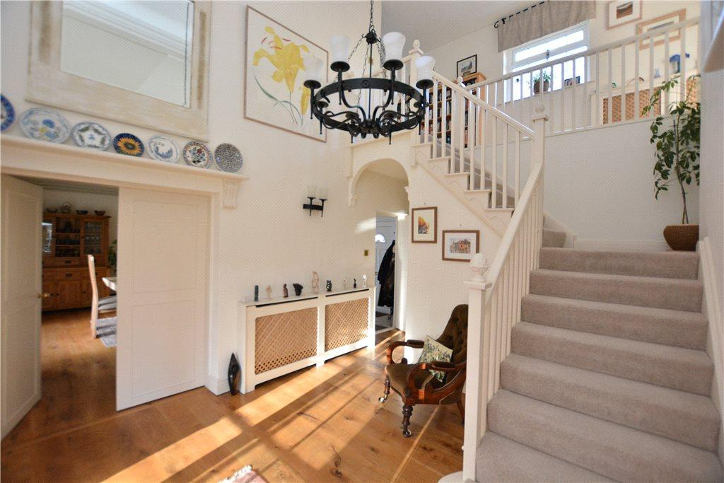 5 Bedrooms Detached House for sale in The Gate House, Copgrove, Harrogate, North Yorkshire