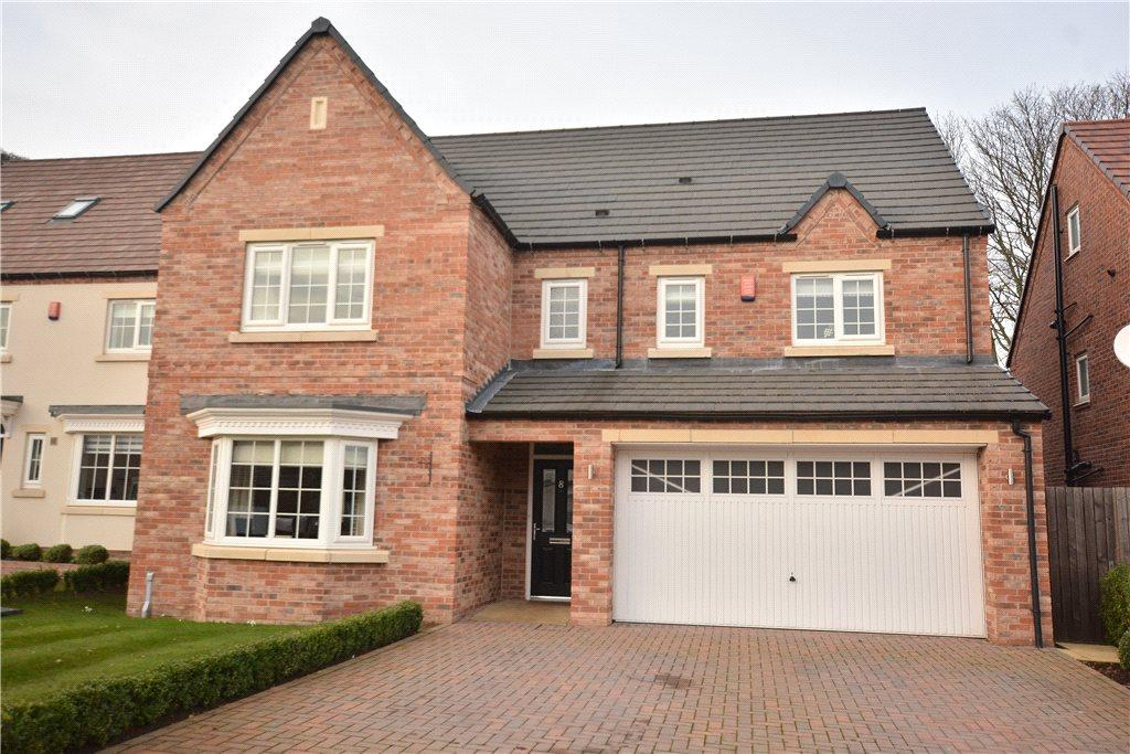 6 Bedrooms Detached House for sale in Aspen Drive, Scarcroft, Leeds, West Yorkshire