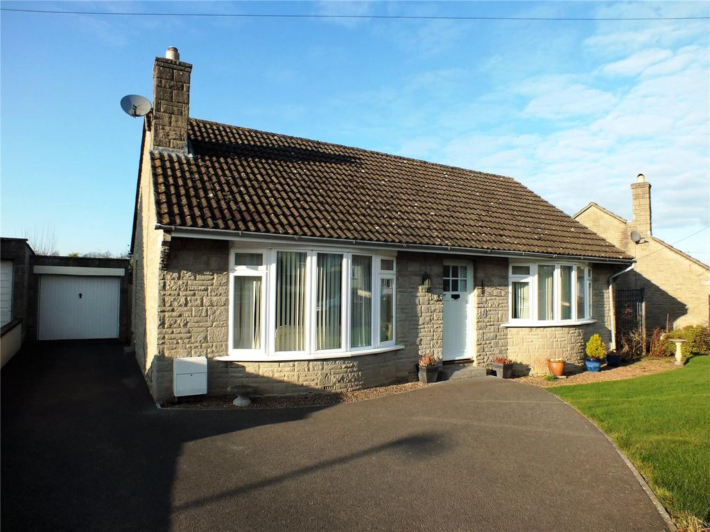3 Bedrooms Detached Bungalow for sale in Combe Batch Rise, Wedmore, Somerset, BS28
