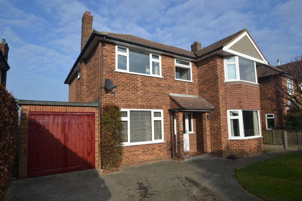 4 Bedrooms Detached House for sale in 42 Bromeswell Road Ipswich
