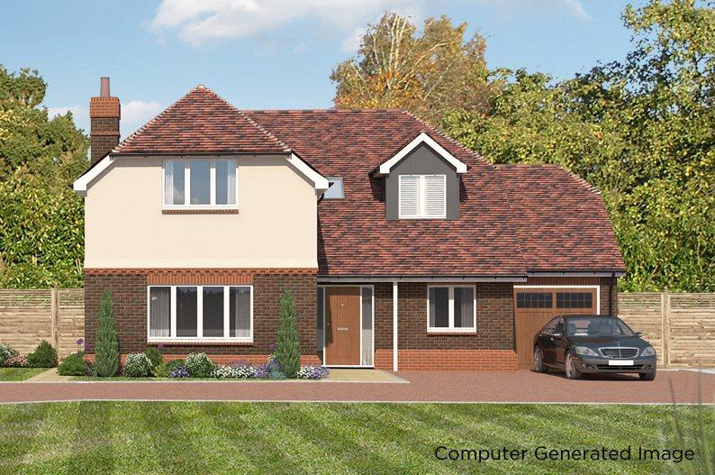 4 Bedrooms Detached House for sale in Osprey Close, Harpenden, Hertfordshire