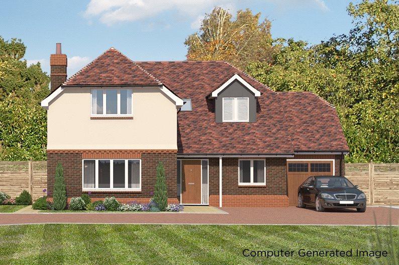 4 Bedrooms Detached House for sale in Osprey Close, Harpenden, Hertfordshire