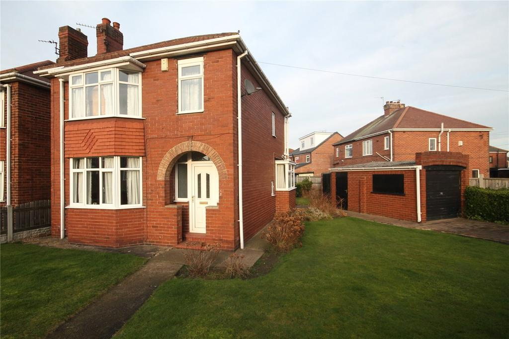 3 Bedrooms Detached House for sale in Kirkfield Way, Royston, Barnsley, South Yorkshire, S71