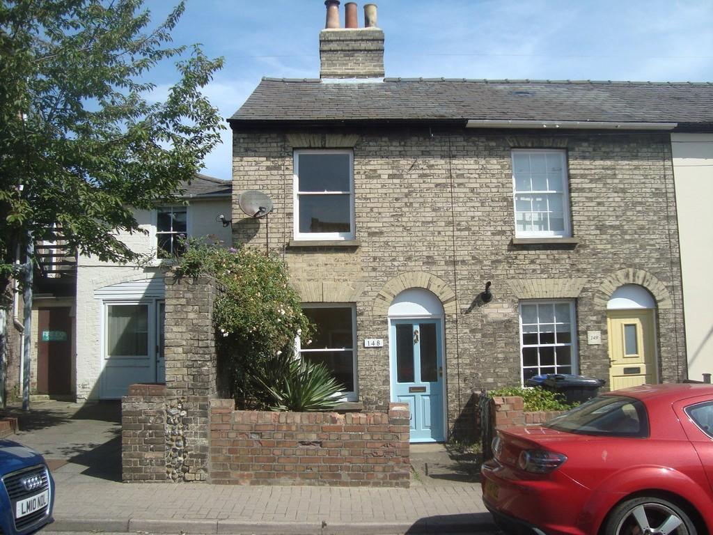 2 Bedrooms End Of Terrace House for sale in Kings Road, Bury St. Edmunds