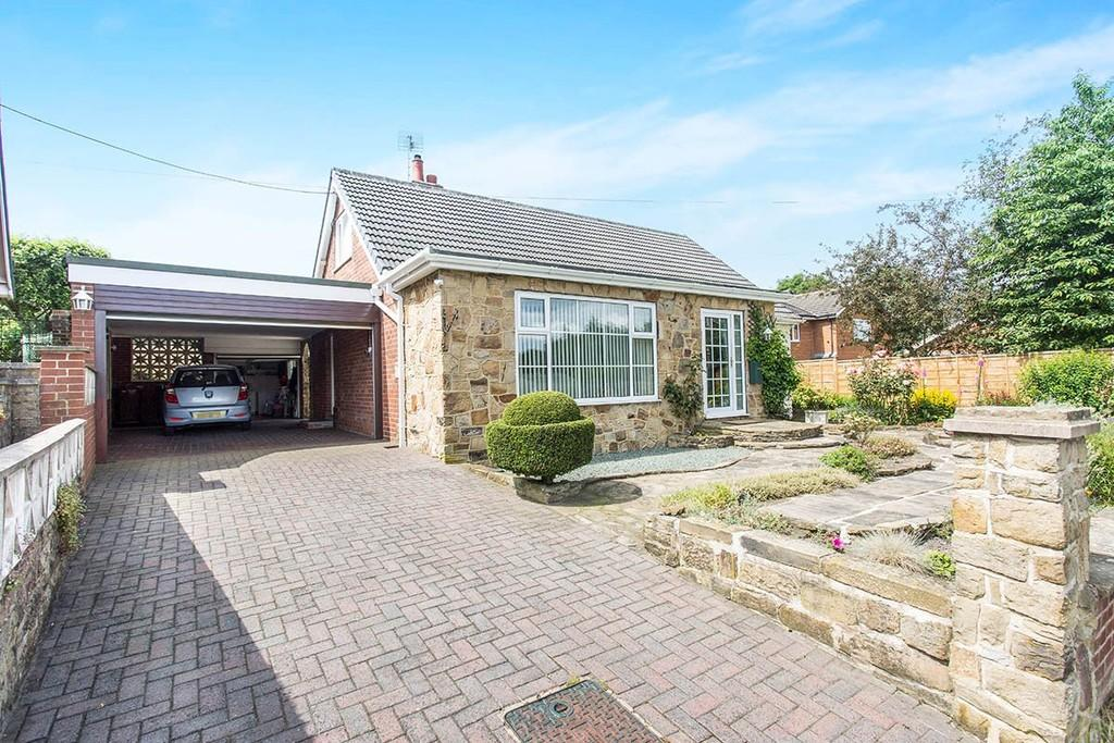 3 Bedrooms Detached Bungalow for sale in Hollin Lane, Crigglestone