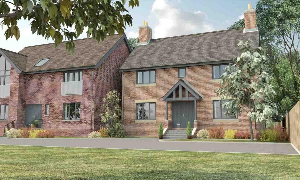 5 Bedrooms Detached House for sale in Friday Lane, Catherine-de-Barnes