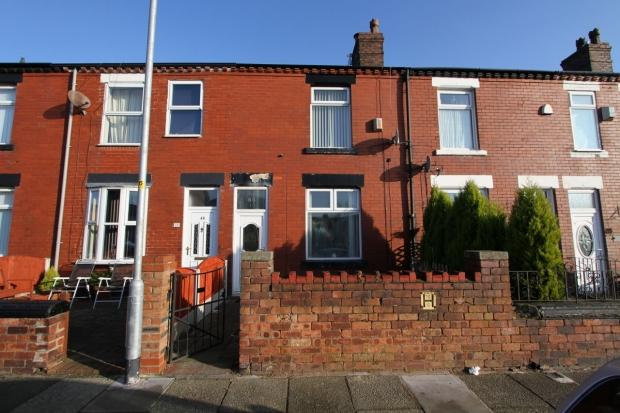 2 Bedrooms Terraced House for sale in Morden Avenue Wigan
