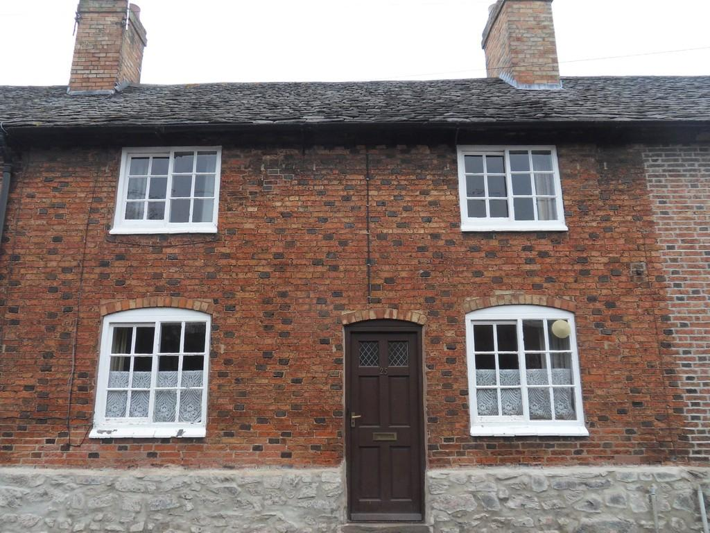 2 Bedrooms Terraced House for sale in Main Street, Long Whatton