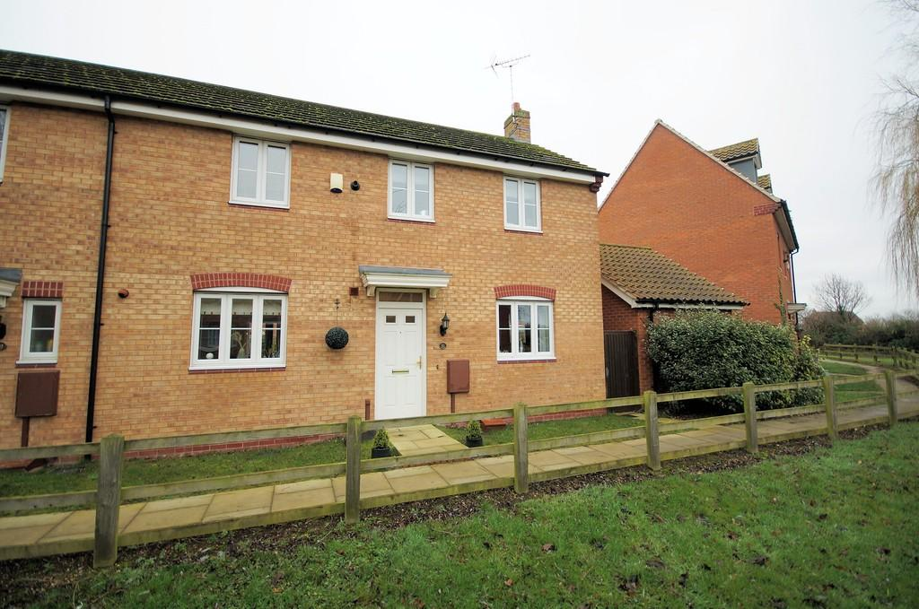 3 Bedrooms Semi Detached House for sale in Tall Pines Road, Witham St. Hughs, Lincoln