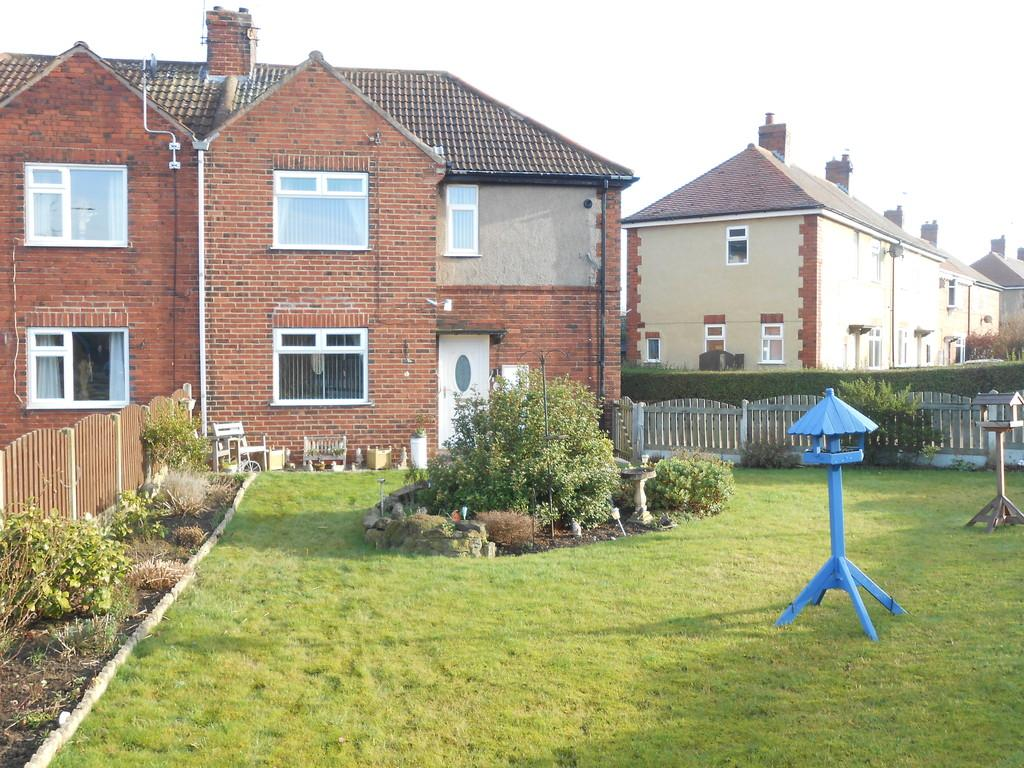 4 Bedrooms Semi Detached House for sale in Sheffield Road, South Anston