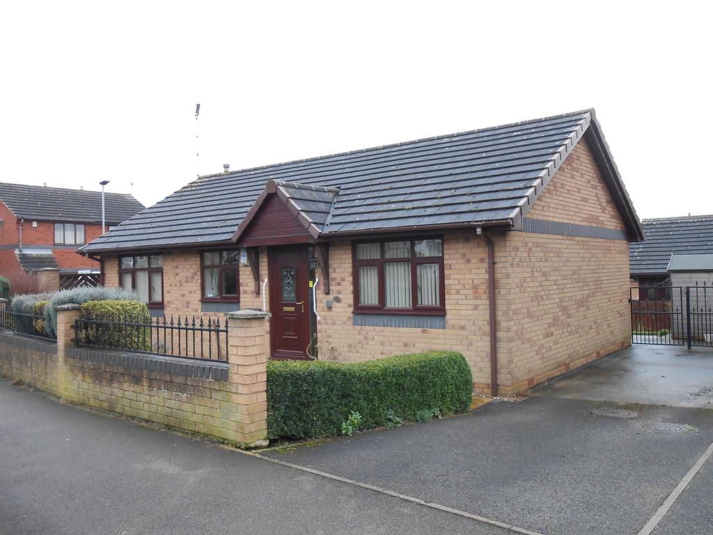 2 Bedrooms Detached Bungalow for sale in Broad Bridge Close, Kiveton Park