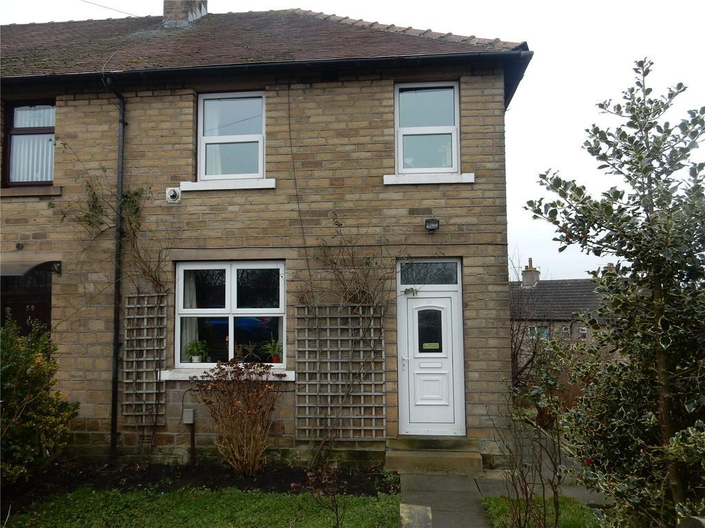 3 Bedrooms End Of Terrace House for sale in Brackenhall Road, Sheepridge, Huddersfield, HD2