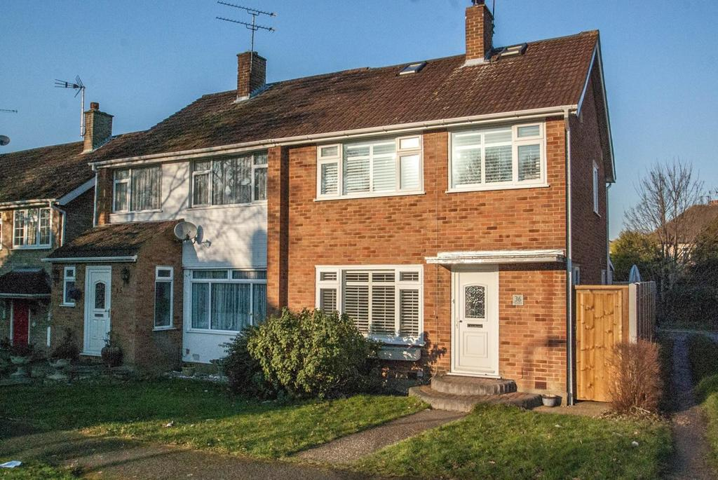 4 Bedrooms Semi Detached House for sale in Northend, Warley, Brentwood, Essex, CM14