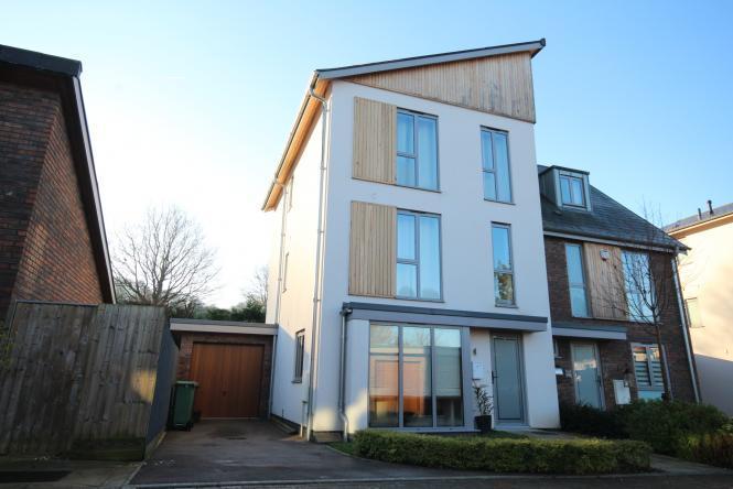 3 Bedrooms Town House for sale in Timbercombe Gate, Charlton Kings, Cheltenham, GL53 8NE